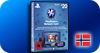 PSN Cards - NO