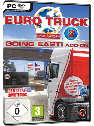 Euro Truck Simulator 2 - Going East (Addon) Screenshot