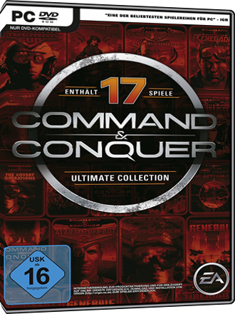 Command & Conquer - The Ultimate Collection Screenshot