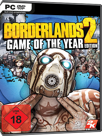 Borderlands 2 - Game of the Year Edition (EU Key) Screenshot