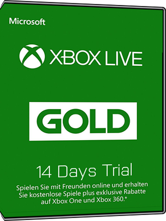 Xbox Live Gold - 14 Days Trial Screenshot