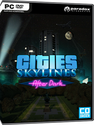 Cities Skylines - After Dark (Expansion) Screenshot