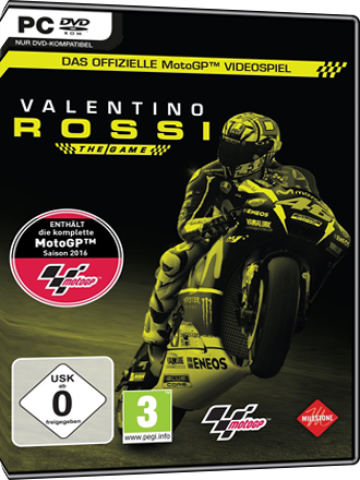 Valentino Rossi The Game Screenshot