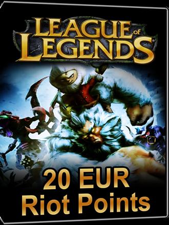 Susipainiojimas Kaulai Vaikystė 20 Euro Rp League Of Legends Yenanchen Com