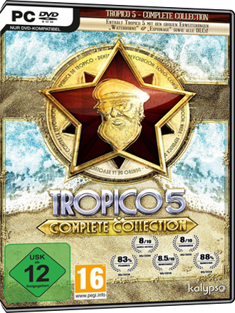 Tropico 5 - Complete Collection Screenshot