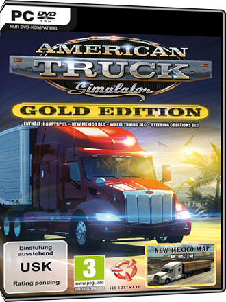 American Truck Simulator - Gold Edition Screenshot