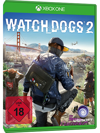 Watch Dogs 2 - Xbox One Download Code Screenshot