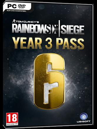year 3 operators rainbow six siege