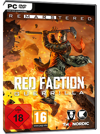Red Faction Guerrilla Re-Mars-tered Screenshot