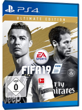 FIFA 19 Ultimate Edition - PS4 Download Code - Deutschland
