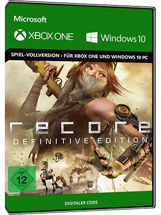 ReCore - Definitive Edition (Xbox One / Windows 10) Screenshot