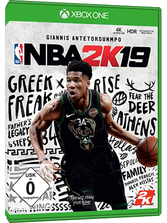 NBA 2K19 - Xbox One Download Code Screenshot