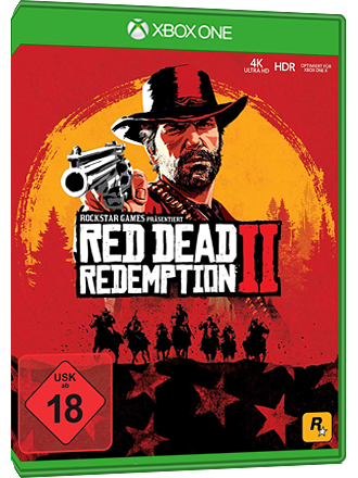 Red Dead Redemption 2 - Xbox One Download Code Screenshot