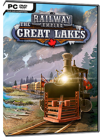 Railway Empire - The Great Lakes (DLC) Screenshot