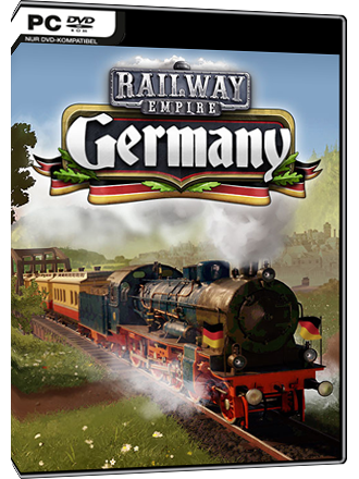 Railway Empire - Germany (DLC) Screenshot