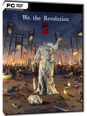 We The Revolution Screenshot