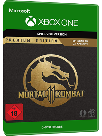 Mortal Kombat 11 - Premium Edition (Xbox One Download Code) Screenshot