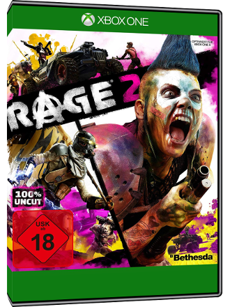 Rage 2 - Xbox One Download Code Screenshot