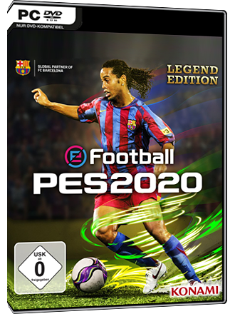 eFootball PES 2020 - Legend Edition Screenshot