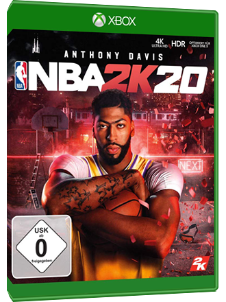 NBA 2K20 - Xbox One Download Code Screenshot