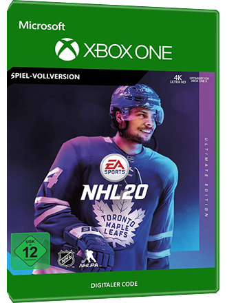 NHL 20 - Ultimate Edition (Xbox One Download Code) Screenshot