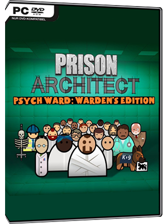 Prison Architect - Psych Ward (DLC) - Warden's Edition Screenshot