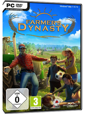 Farmer's Dynasty Screenshot