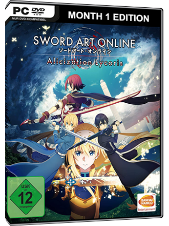 Sword Art Online - Alicization Lycoris (Month 1 Edition) Screenshot