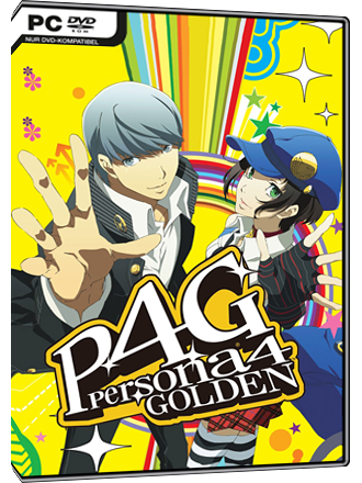 Persona 4 Golden Screenshot