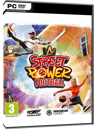 Street Power Football Screenshot