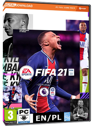 FIFA 21 [EN/PL] - PC Screenshot