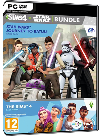 The Sims 4 + Journey to Batuu Bundle Screenshot