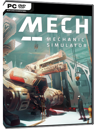 Mech Mechanic Simulator Screenshot