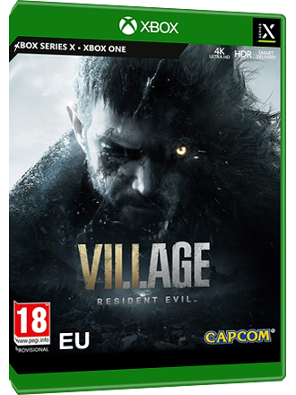 Resident Evil Village (Xbox One / Series X|S Download Code) - EU Key Screenshot