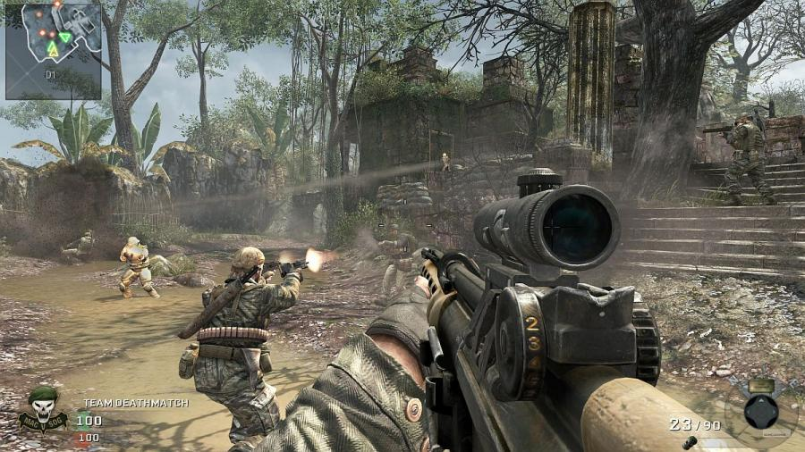 Call of Duty Black Ops Screenshot 4