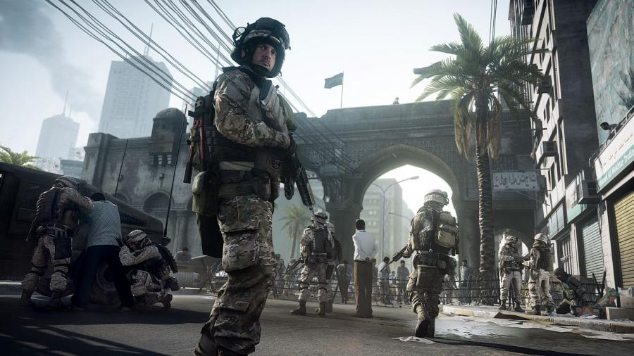 Battlefield 3 Uncut Key Screenshot 1