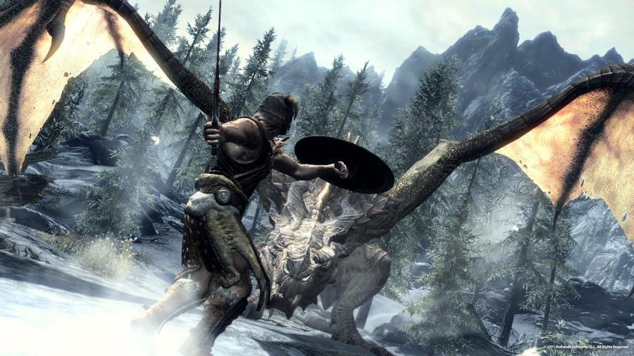 The Elder Scrolls V: Skyrim Screenshot 3