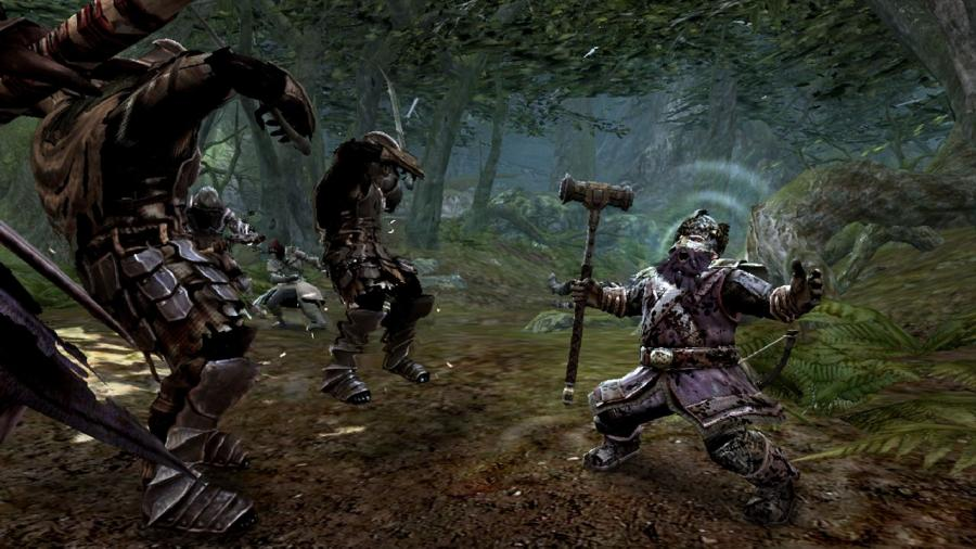 Lord of the Rings: War in the North Screenshot 6