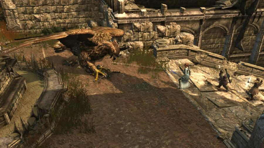 Lord of the Rings: War in the North Screenshot 7