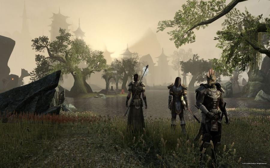 The Elder Scrolls Online - Tamriel Unlimited Screenshot 4