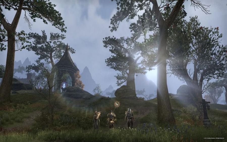 The Elder Scrolls Online - Tamriel Unlimited Screenshot 6