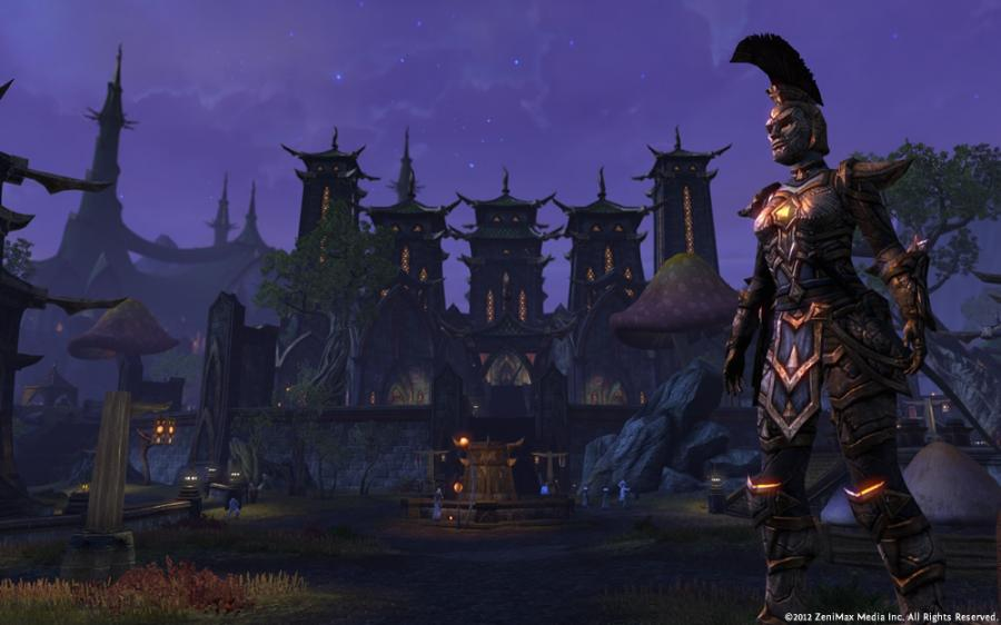 The Elder Scrolls Online - Tamriel Unlimited Screenshot 8