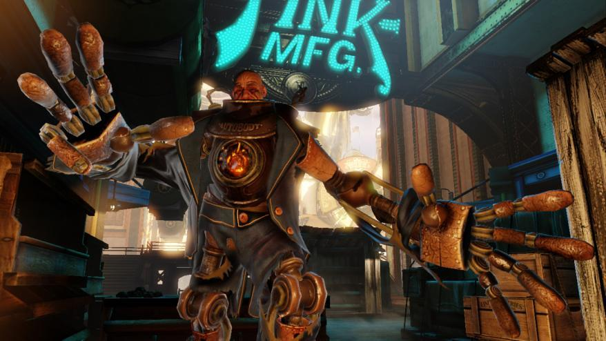 BioShock Infinite Screenshot 5