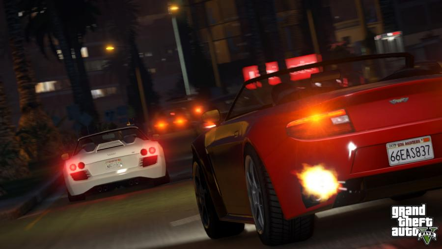 GTA 5 - Grand Theft Auto V Screenshot 3
