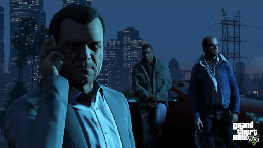 GTA 5 - Grand Theft Auto V Screenshot 2