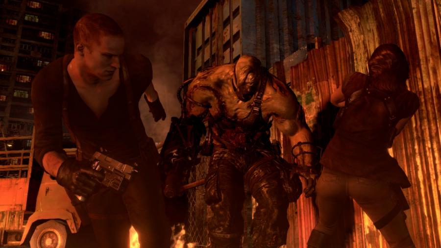 Resident Evil 6 - EU Key Screenshot 5