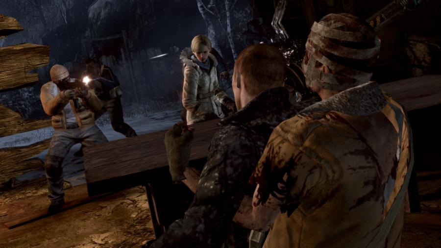 Resident Evil 6 - EU Key Screenshot 8
