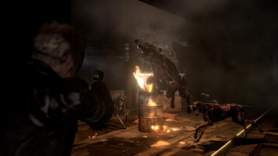 Resident Evil 6 - EU Key Screenshot 11