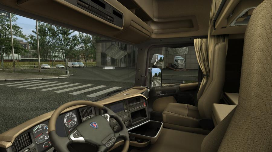 Euro Truck Simulator 2 Screenshot 2