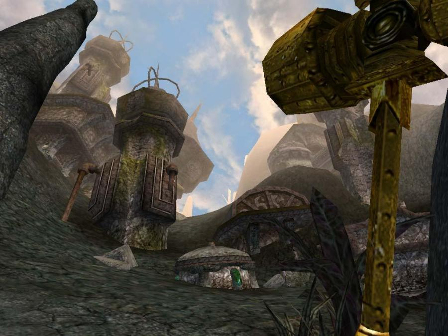 The Elder Scrolls 3: Morrowind - Game of the Year Edition Screenshot 8